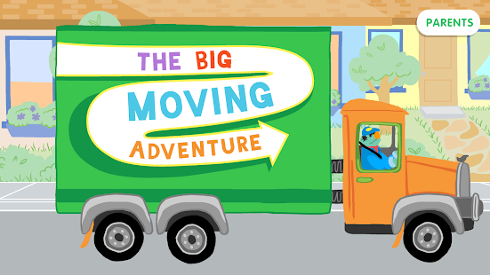 The Big Moving Adventure - screenshot thumbnail
