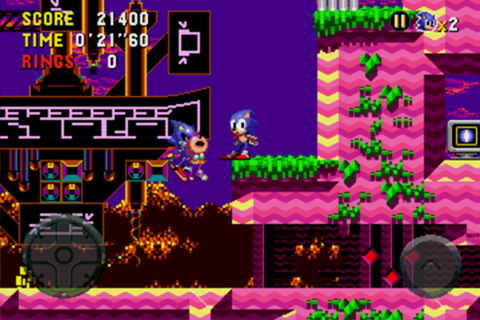 sonic cd iphone
