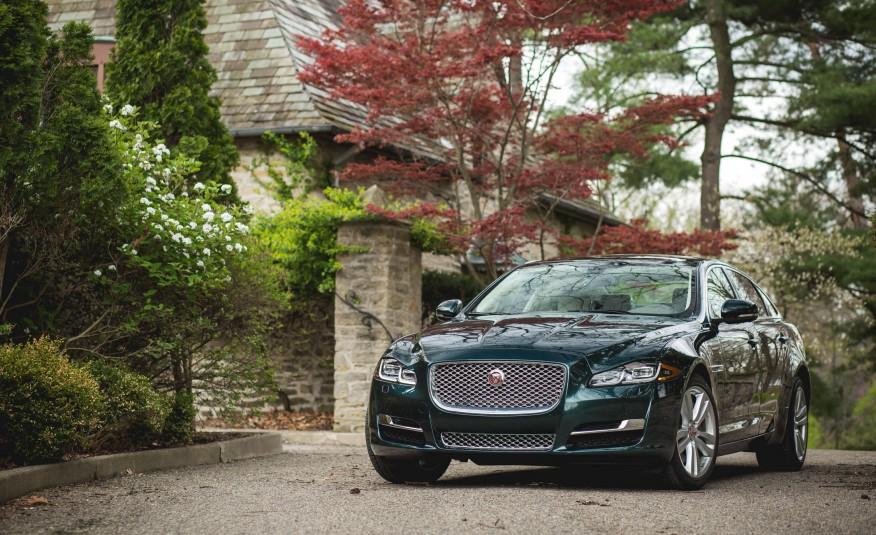 Ngoại thất Xe Jaguar XJ Thế Hệ Mới 04