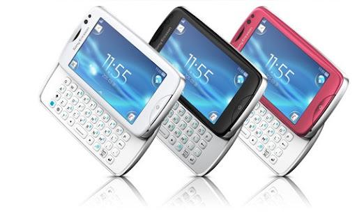 Sony Ericsson txt pro 2