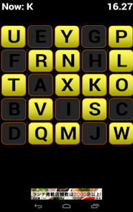 Tap the Letters - screenshot thumbnail