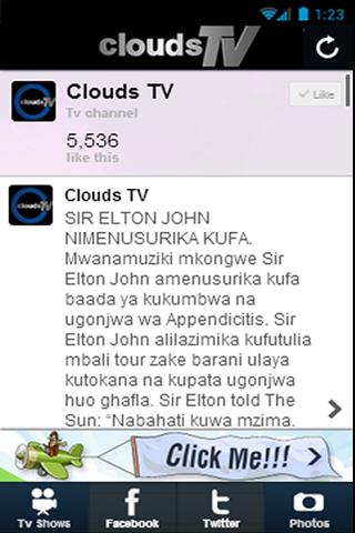 Clouds TV