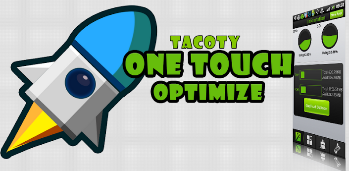 One Touch Optimize Apk 3.2.2277