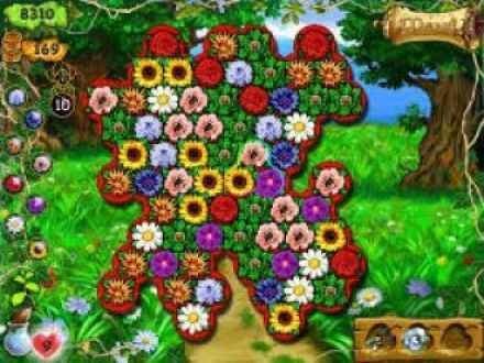 Flower Match