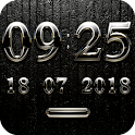 PEARLMOON Digital Clock Widget