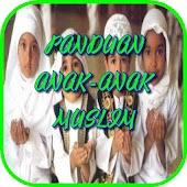 PANDUAN ANAK-ANAK MUSLIM