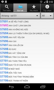 Karaoke Việt - Tra cứu bài hát