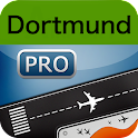 Dortmund Airport+FlightTracker icon