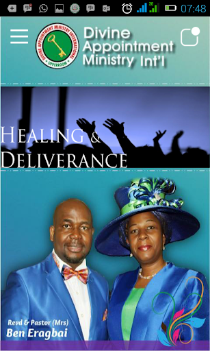 Divine Appointment Ministry