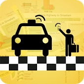MyCity MyTaxi - Customer App