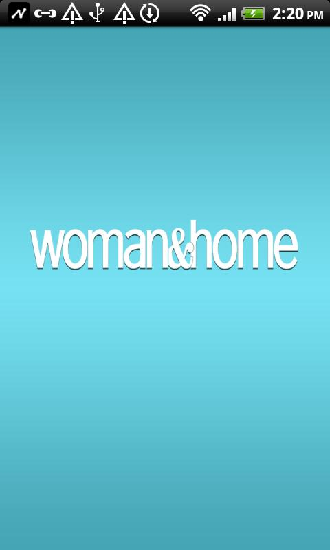 womanandhome.com - screenshot