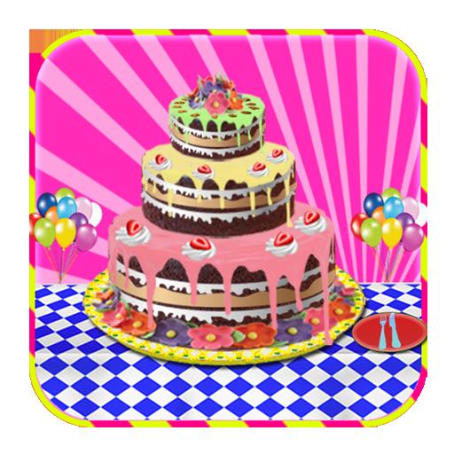 美味的蛋糕裝飾 休閒 App LOGO-APP試玩