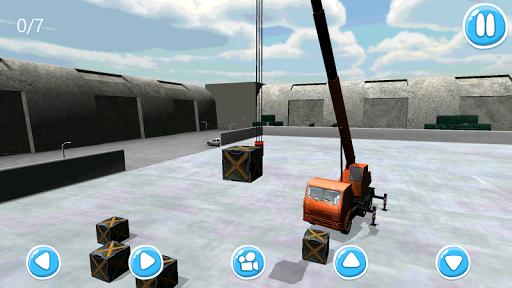 塔式起重机模拟3D
