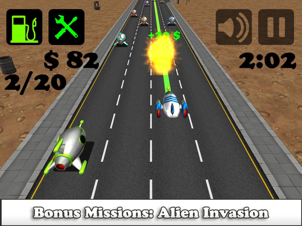 Highway Run- screenshot