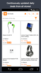 Compare Prices & Deals Scanner - screenshot thumbnail