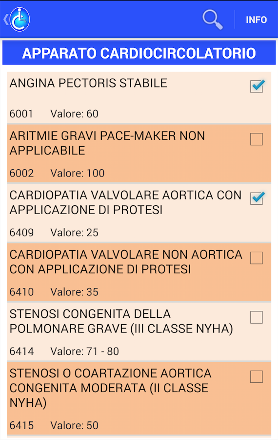 Invalidit� Civile PRO � Android Apps on Google Play