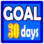 My Goal in 30 days icon