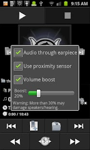 Earpiece- screenshot thumbnail