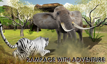 Wild Tiger Jungle Hunt 3D 1.7 screenshot 69924
