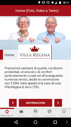 Villa Regina Arco
