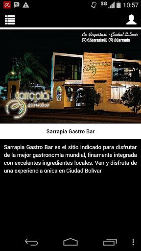 Sarrapia Gastro Bar