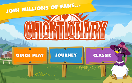 Chicktionary - Scrambled Words 1.12 screenshots 12