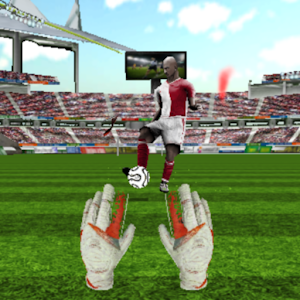 Goalkeeper Soccer HD for PC and MAC