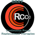 CRRT -extrarenal purification- icon