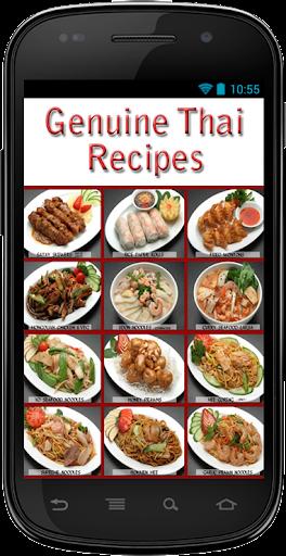 Genuine Thai Recipes