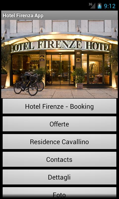 BW Hotel Firenze a Verona- screenshot