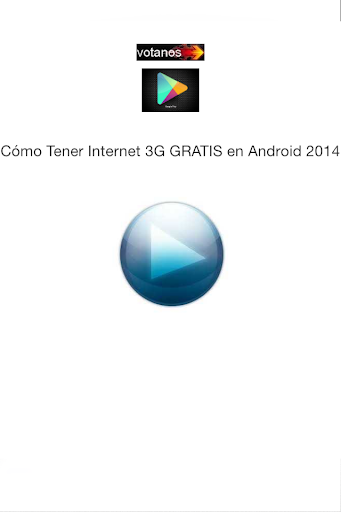 Internet 3Gratis Android