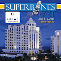 Superbones East 2013 logo