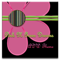 ADW Theme | PinkNGreenDreams icon