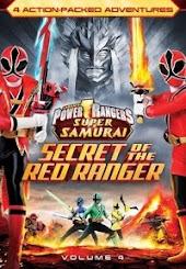 Power Rangers Super Samurai: The Secret of the Red Ranger Vol. 4