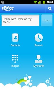 Skype™ on Telkomsel - screenshot thumbnail