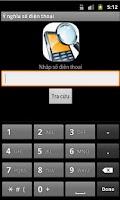 Screenshot of Ý nghĩa số điện thoại