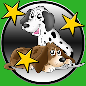 dogs games for children