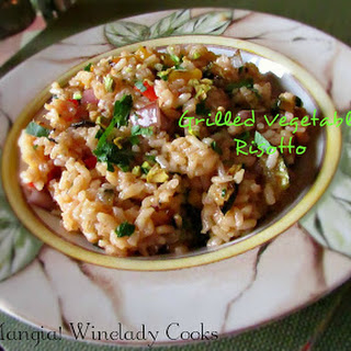 Grilled Vegetable Risotto