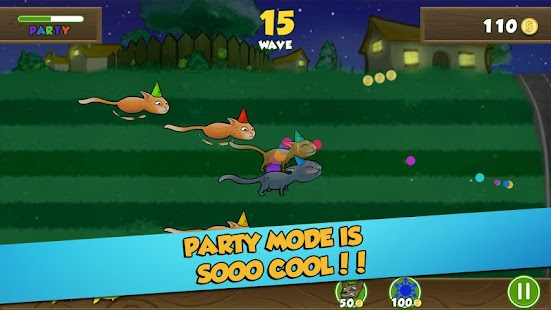 Party Cats- screenshot thumbnail