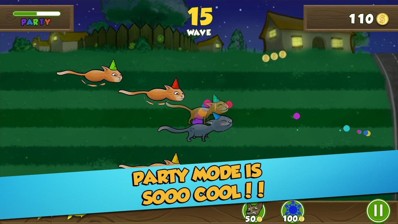 Party Cats- screenshot