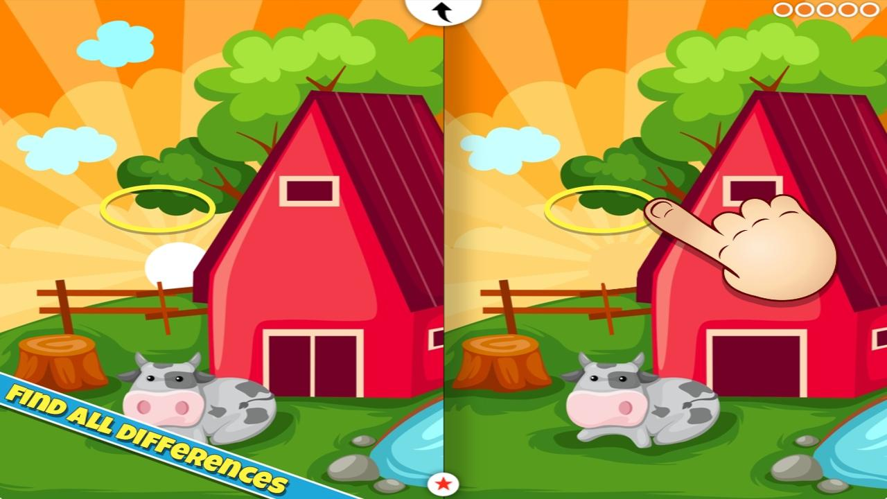 Spot the Difference - Animals - Android Apps on Google Play