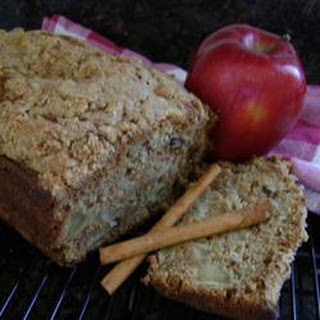 Apple Walnut Pound Cake.