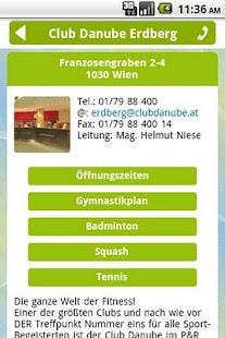 Club Danube- screenshot thumbnail