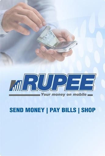 mRUPEE Mobi Wallet