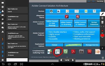 Adobe Connect Screenshot 7