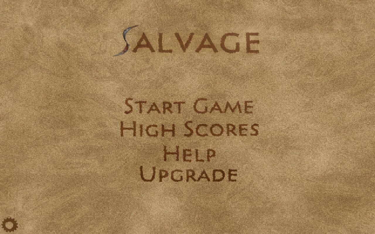 Salvage- screenshot