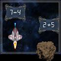 The Math Space Conqueror Game icon
