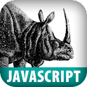 JavaScript Pocket Reference logo