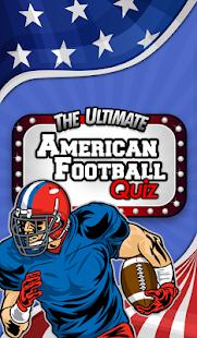 玩免費體育競技APP|下載Ultimate American FootballQuiz app不用錢|硬是要APP