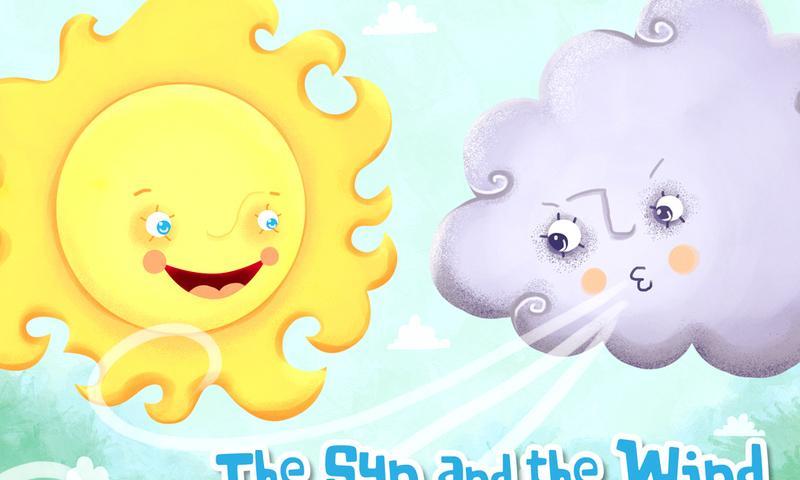 The Sun and the Wind- screenshot